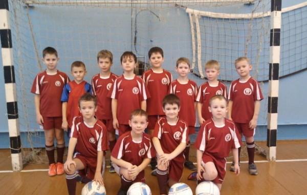 ФК-Брянск 2007 года рождения