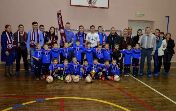 Подведение итогов года ФК Брянск 2009