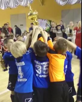 Фестиваль футбола» в г. Старый Оскол (2009 г.р.)